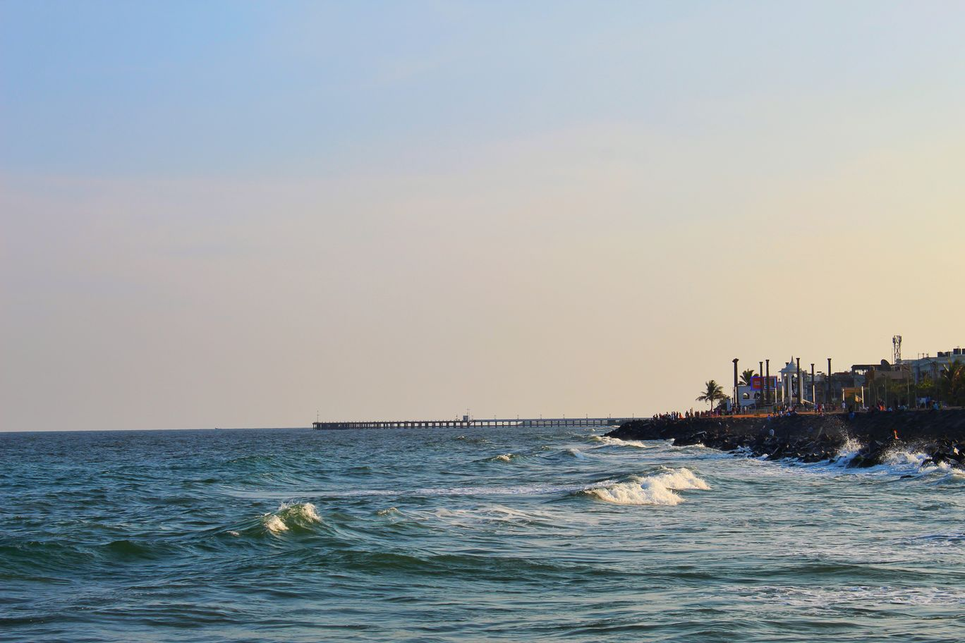 Photo of Puducherry Beach By Prachit Vaze