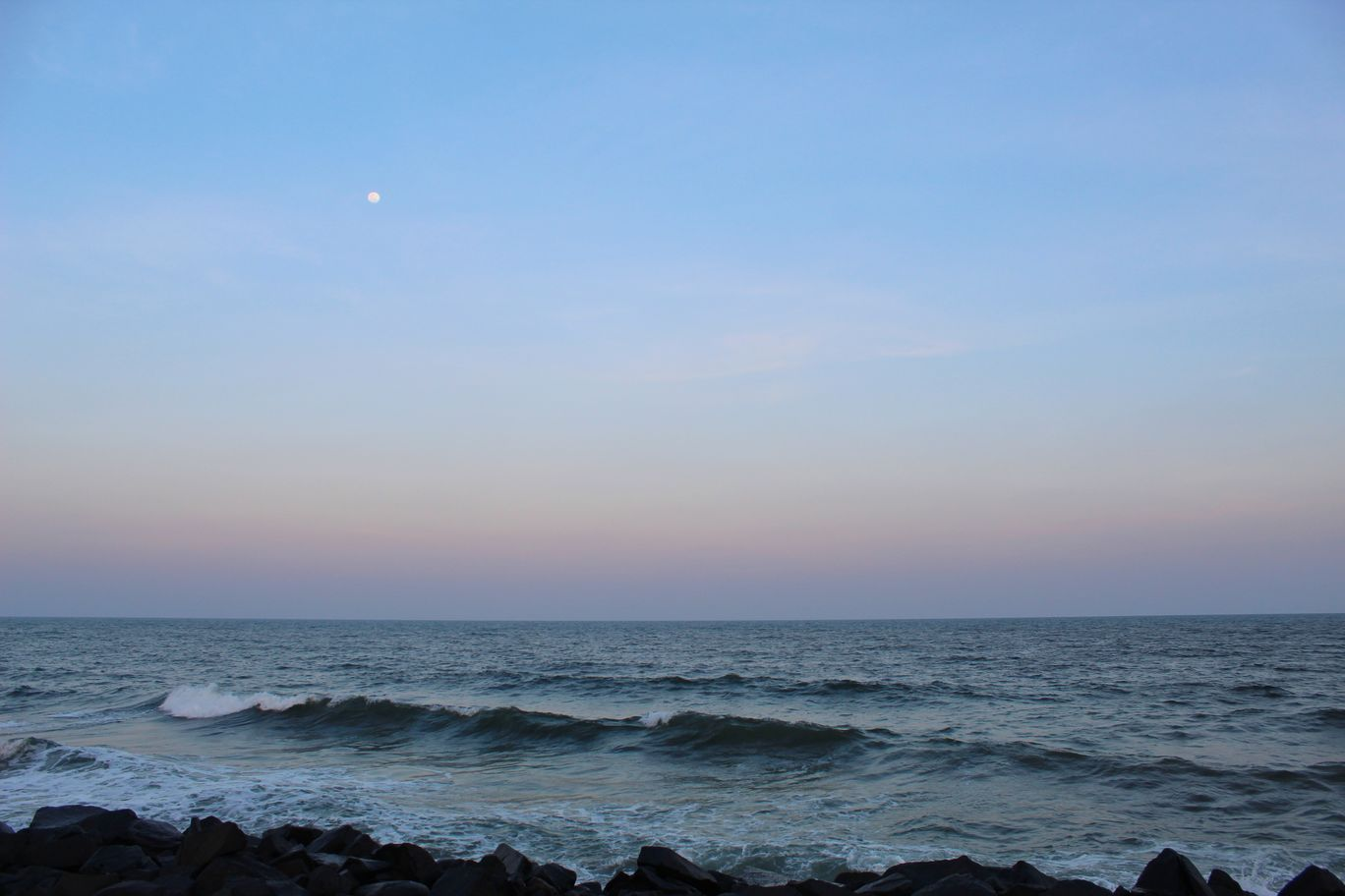 Photo of Puducherry Beach By Prachit Vaze