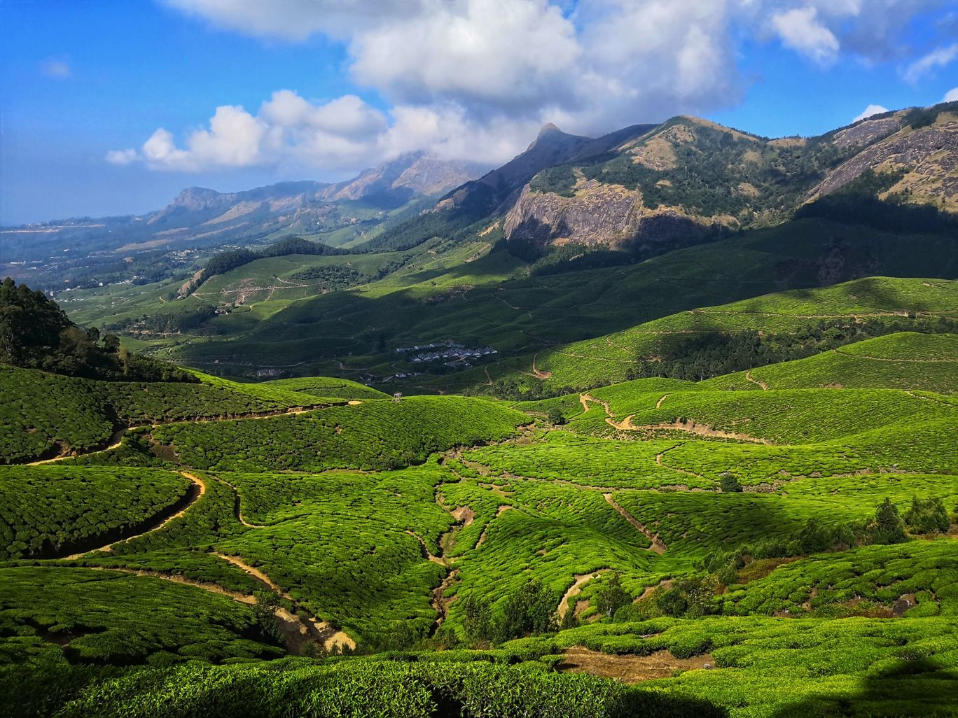 Photo of Kolukkumalai Tea Estate By Sudeep Puthalath