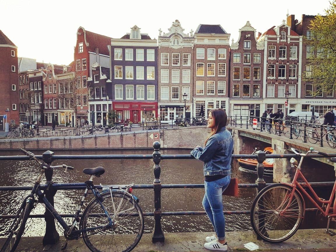 Photo of Amsterdam By Subhangi Rath