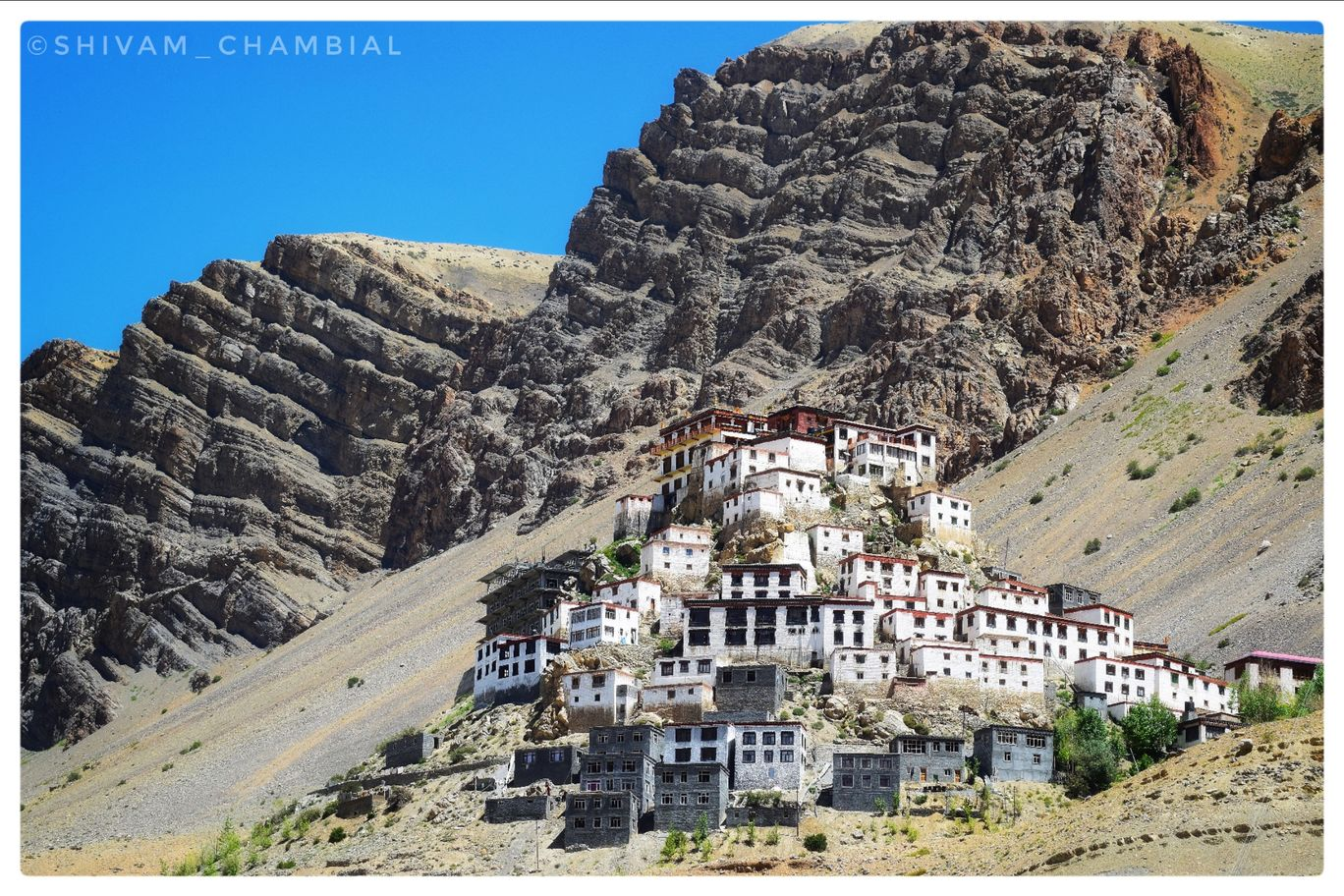 Photo of Spiti Valley By Shivam Chambial