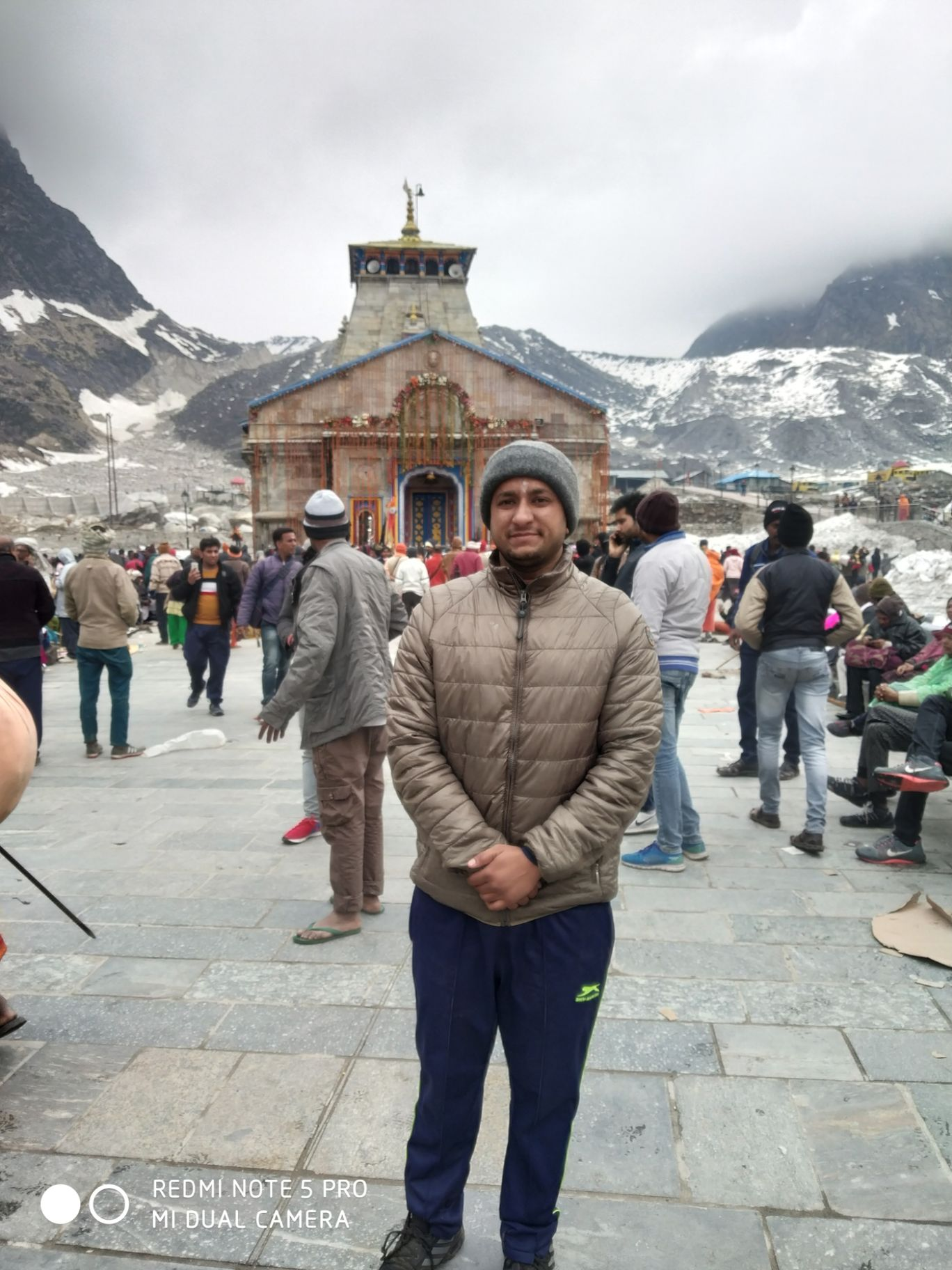 Photo of Kedarnath Temple By Rajinder Gusain