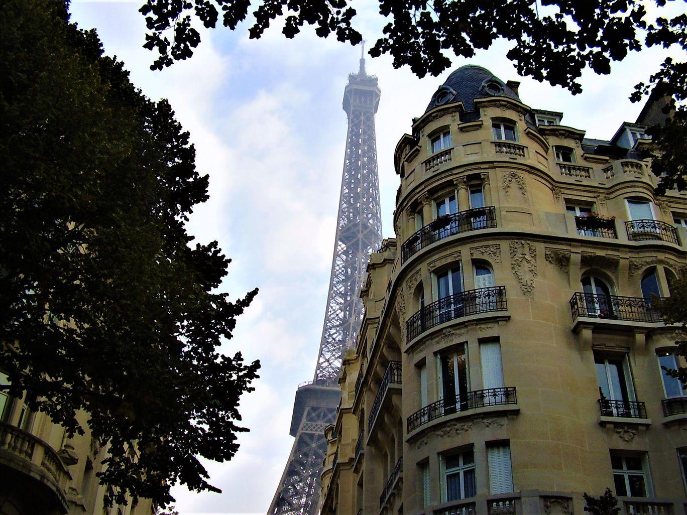 Photo of Paris By Aditya Pratap Deo