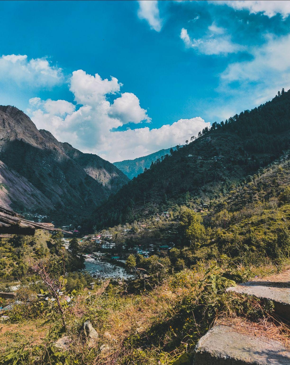 Photo of Chhoie Waterfall By Saloni Bisht
