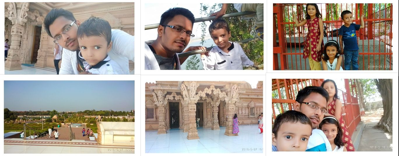 Photo of BAPS Shri Swaminarayan Temple By Govinda Rai