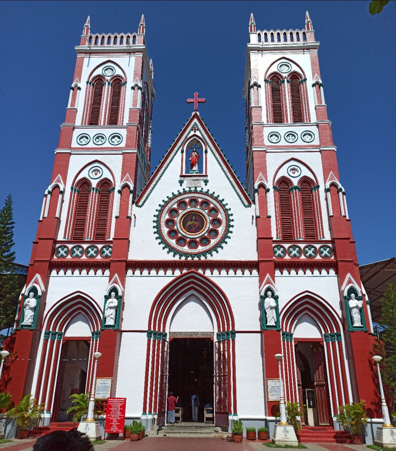 Photo of The Sacred Heart Basilica By Untraced Travellers