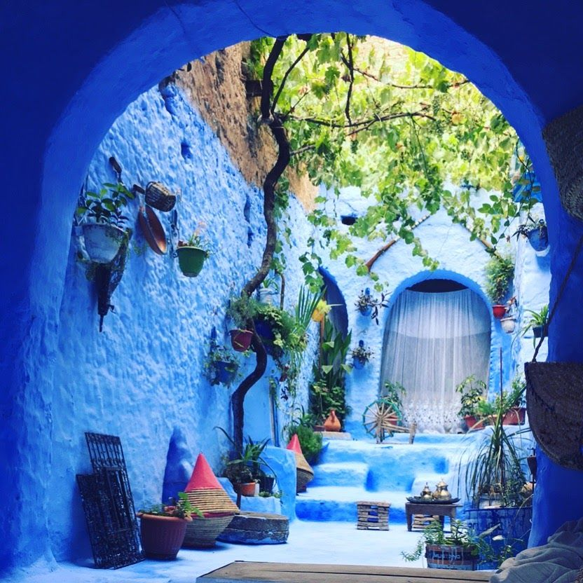 Photo of Chefchaouen By Ipsa S Yadav