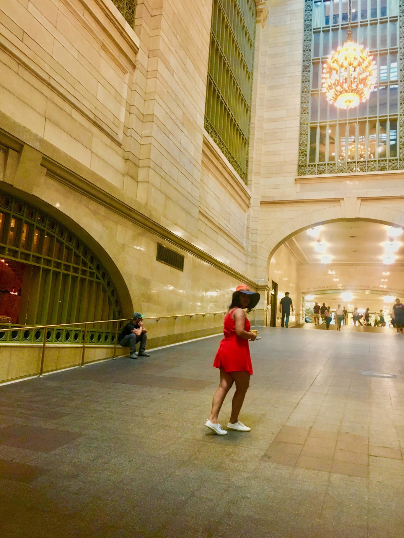 Photo of Grand Central Terminal By Ipsa S Yadav