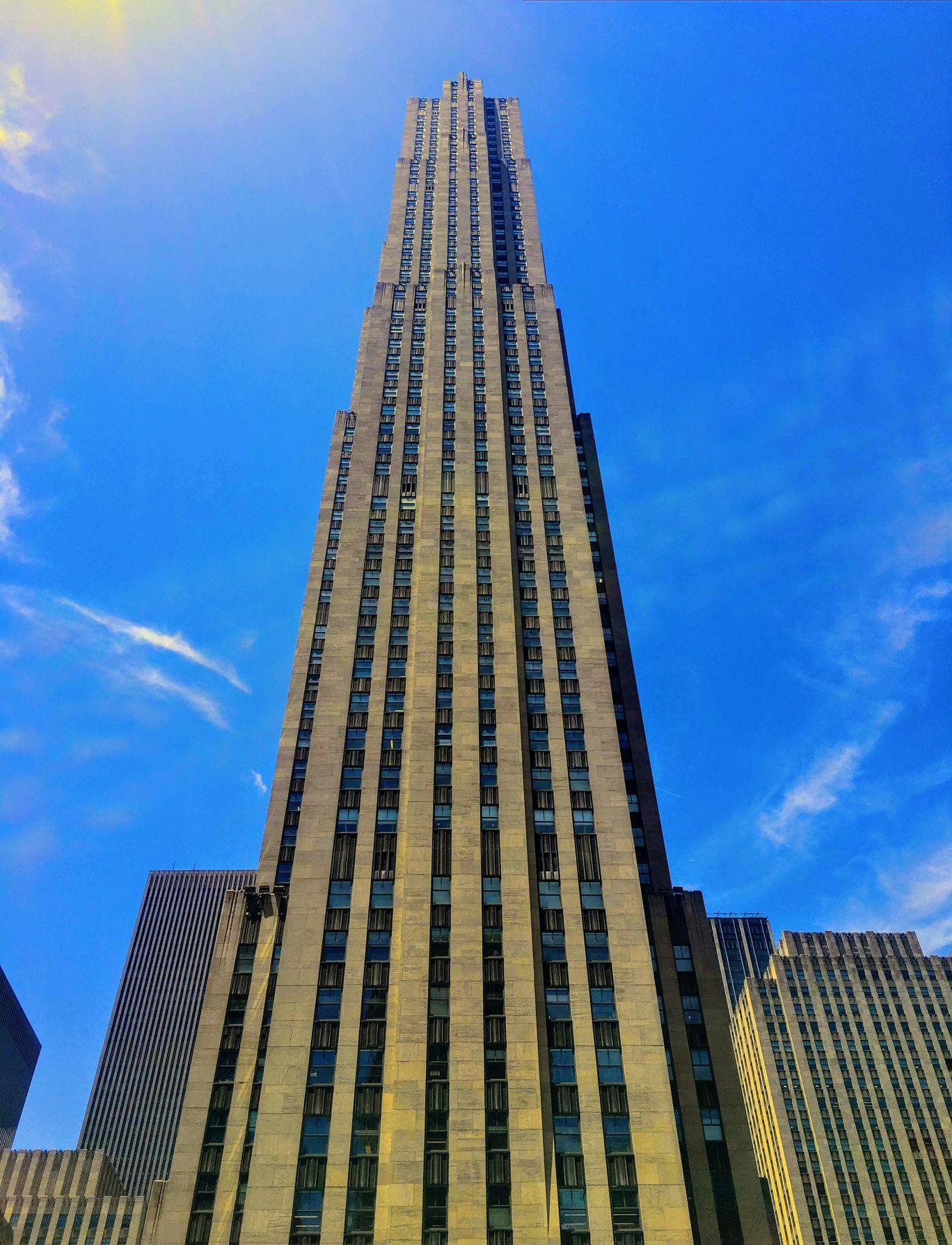 Photo of Rockefeller Center By Ipsa S Yadav