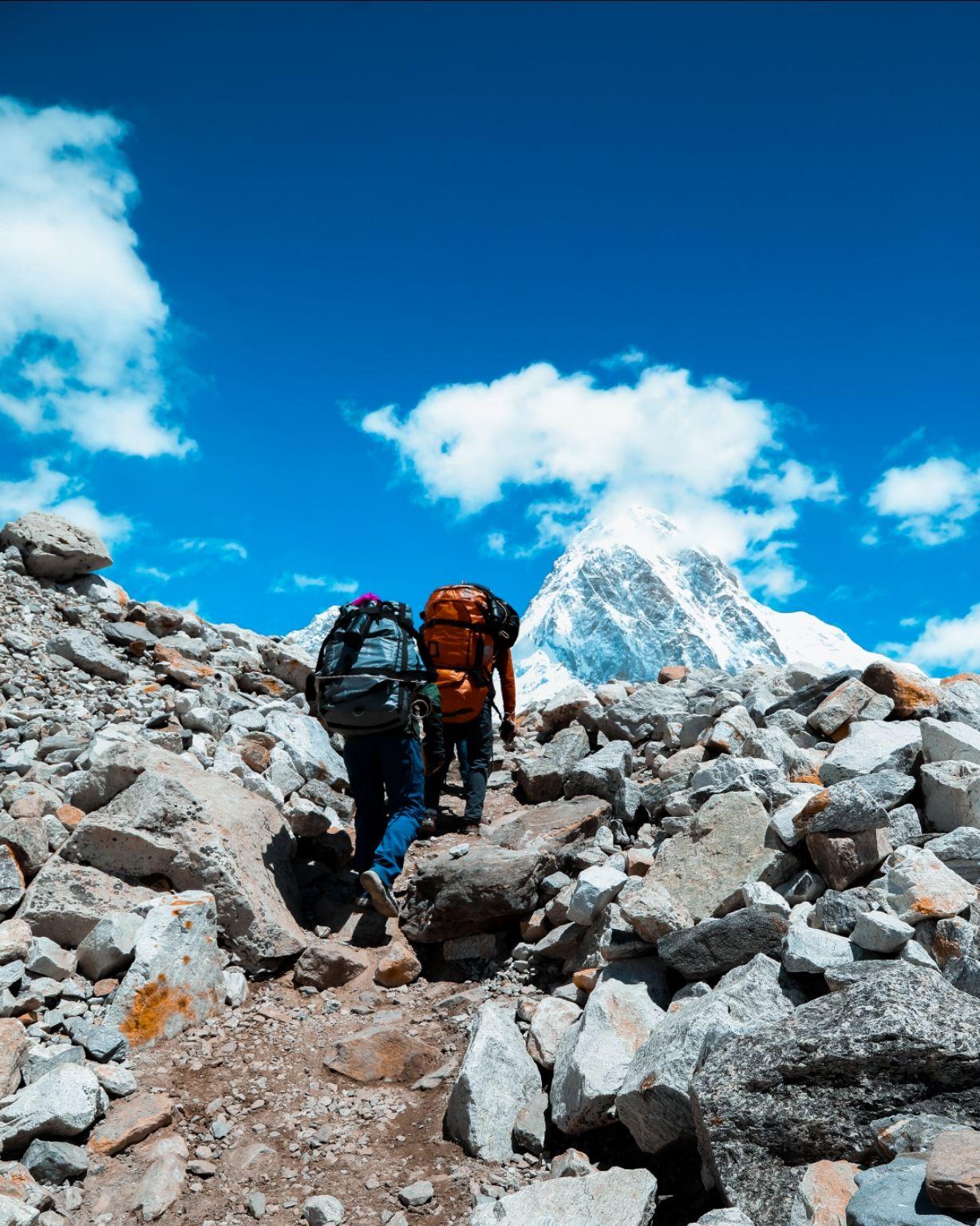 Photo of Everest Base Camp Trekking Route By Shivang Katara