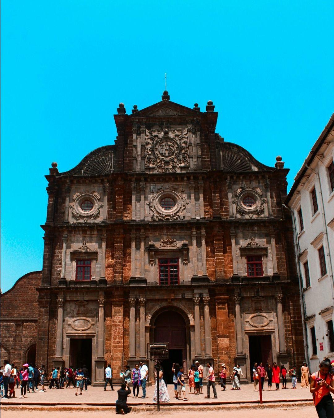 Photo of Basilica of Bom Jesus By Shivang Katara