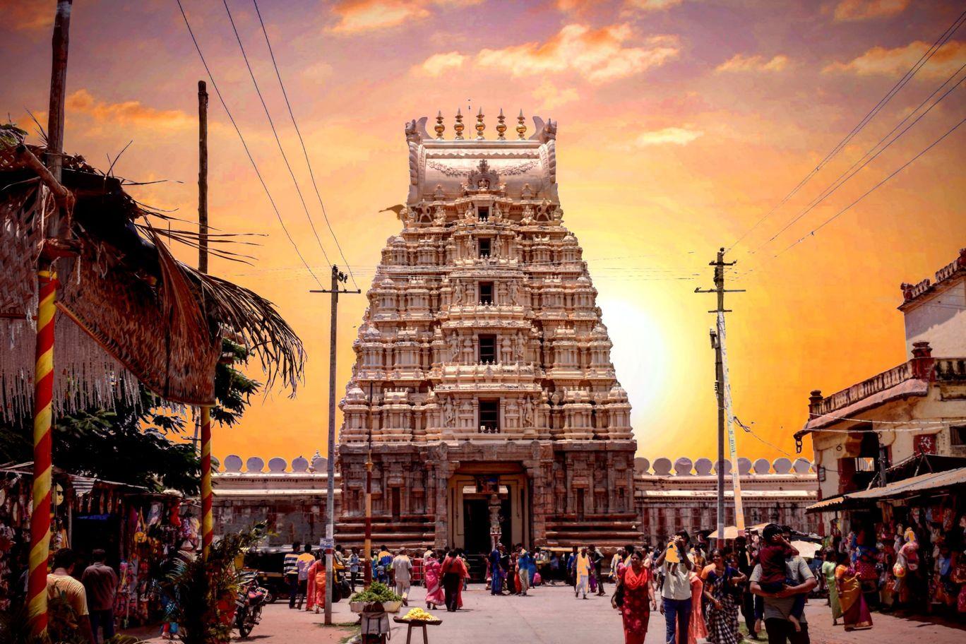 Photo of Ranganathaswamy Temple By Ritik jain
