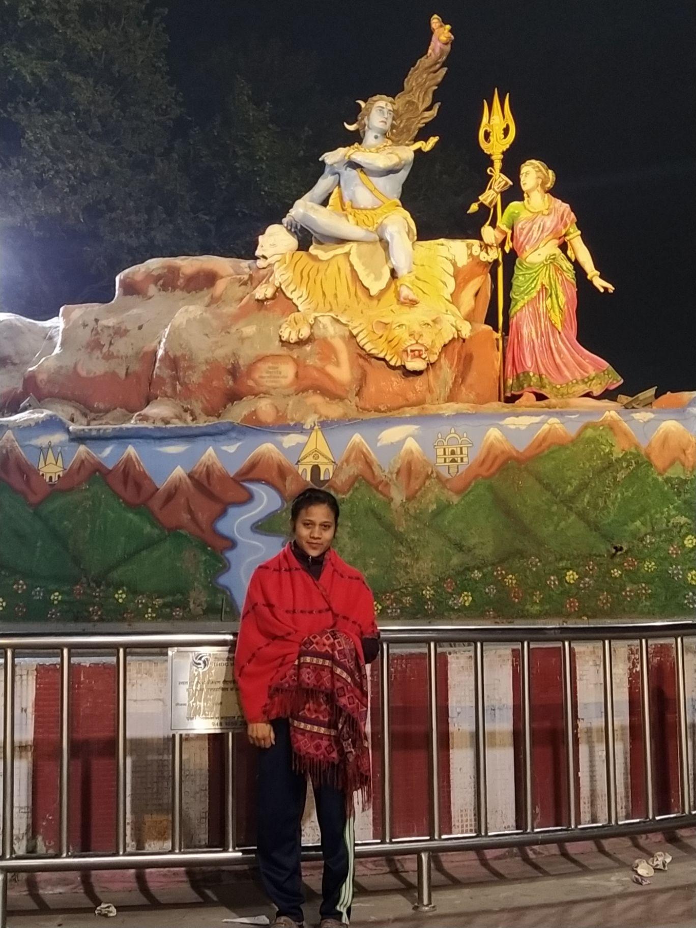 Photo of Triveni Ghat By Anshu Semwal