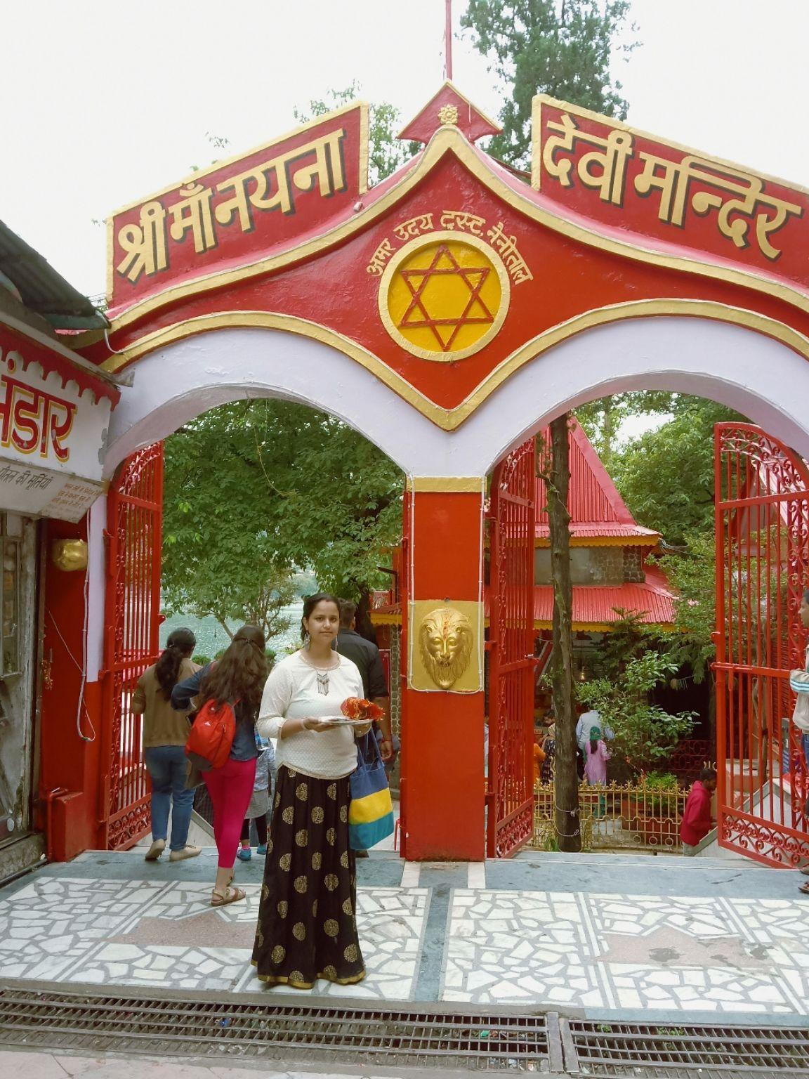 Photo of Shri Maa Naina Devi Temple By RoamingMayank