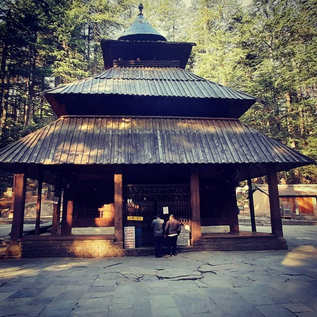 Photo of Hadimba Devi Temple By RoamingMayank