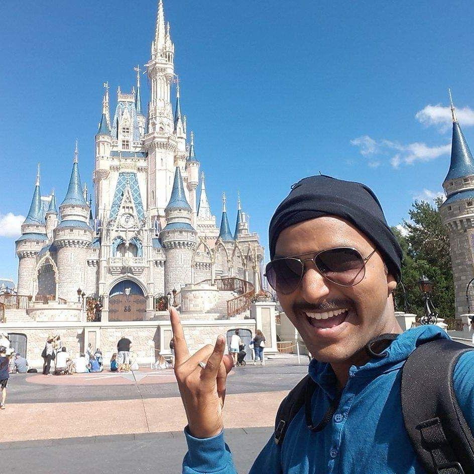 Photo of Disneyland By Dilip Dasari