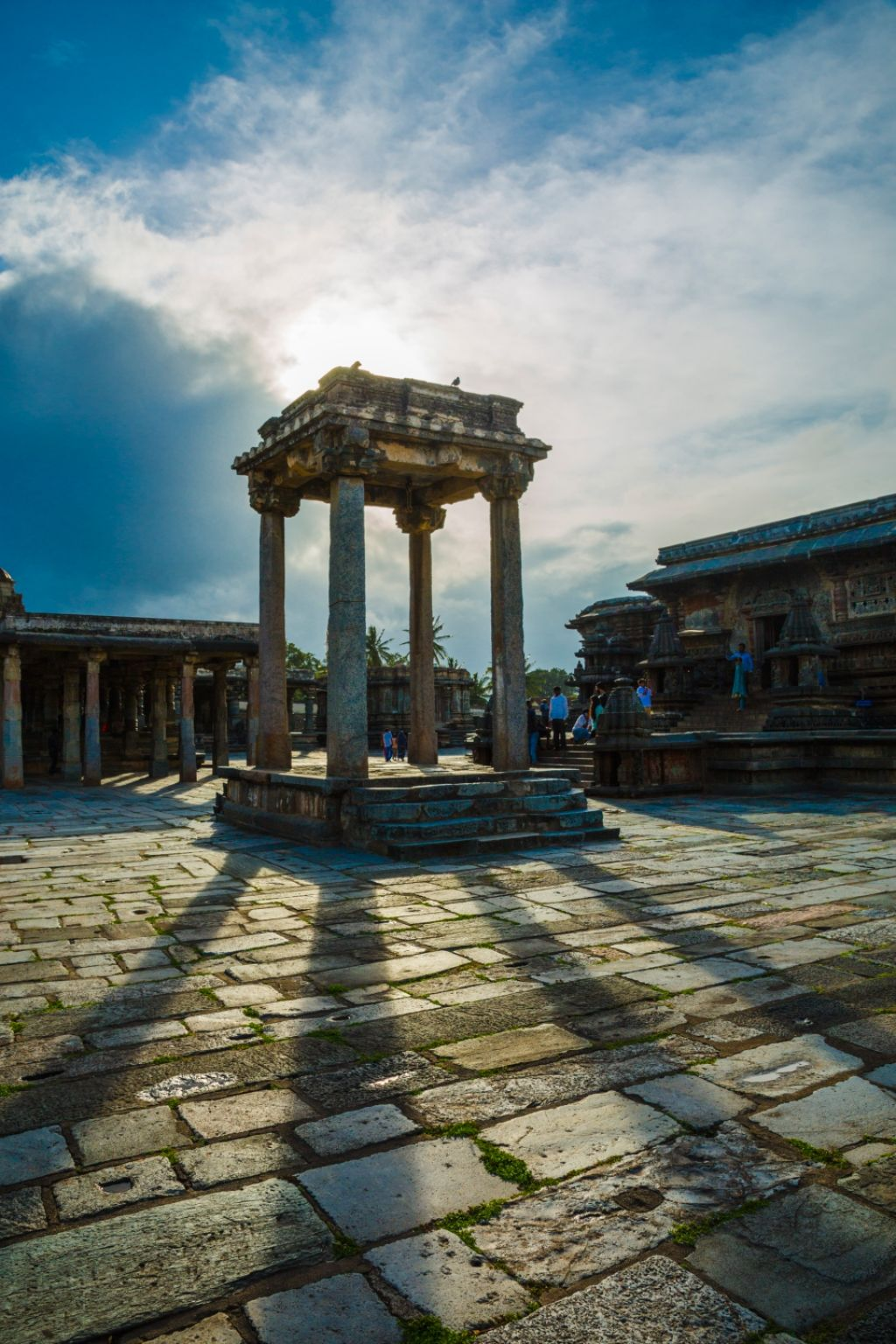 Photo of Belur By Dilip Dasari