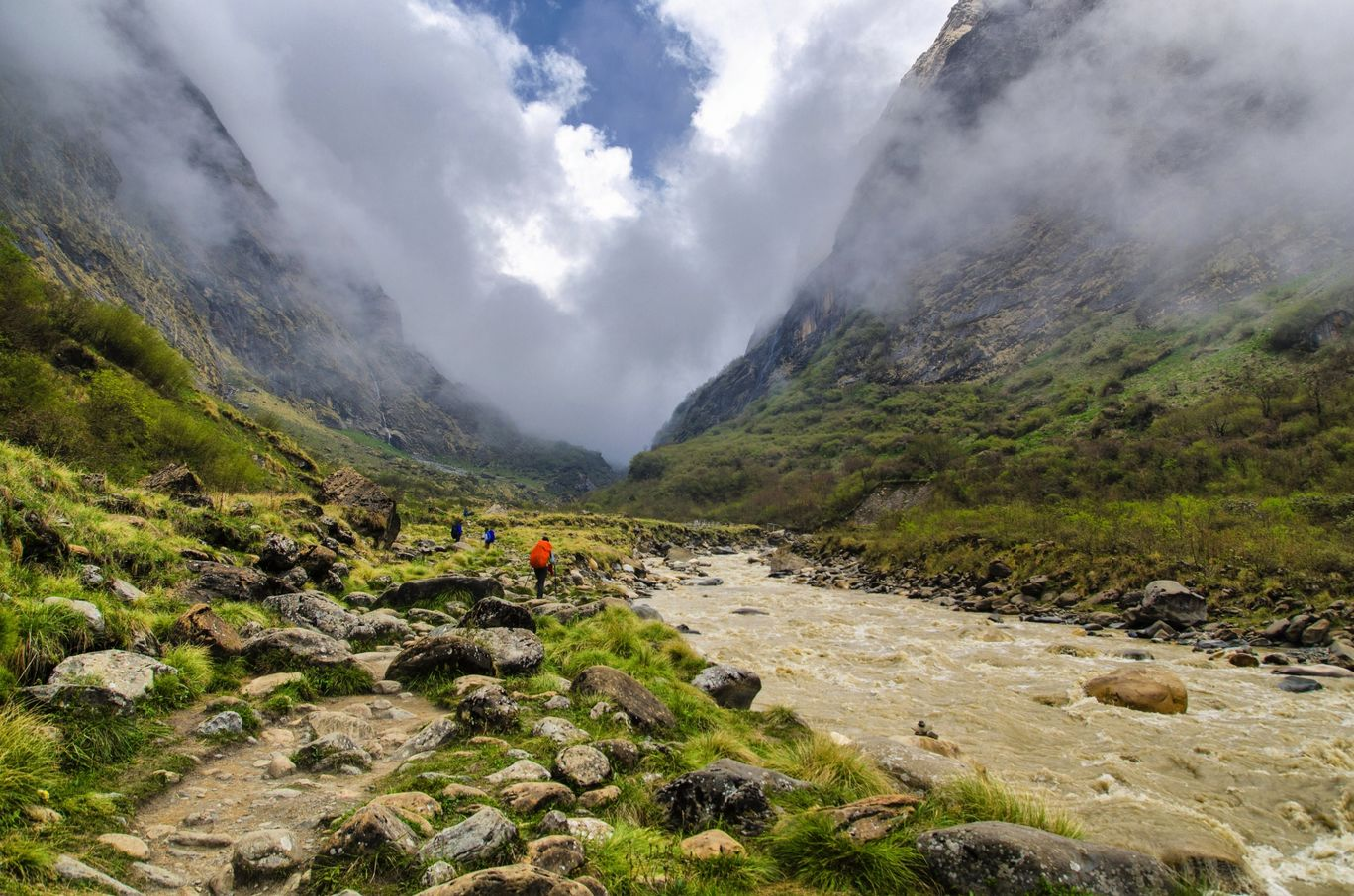 Photo of Annapurna Sanctuary By Pritam Saha
