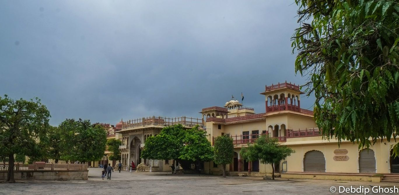 Photo of City of Royals – II By Debdip Ghosh