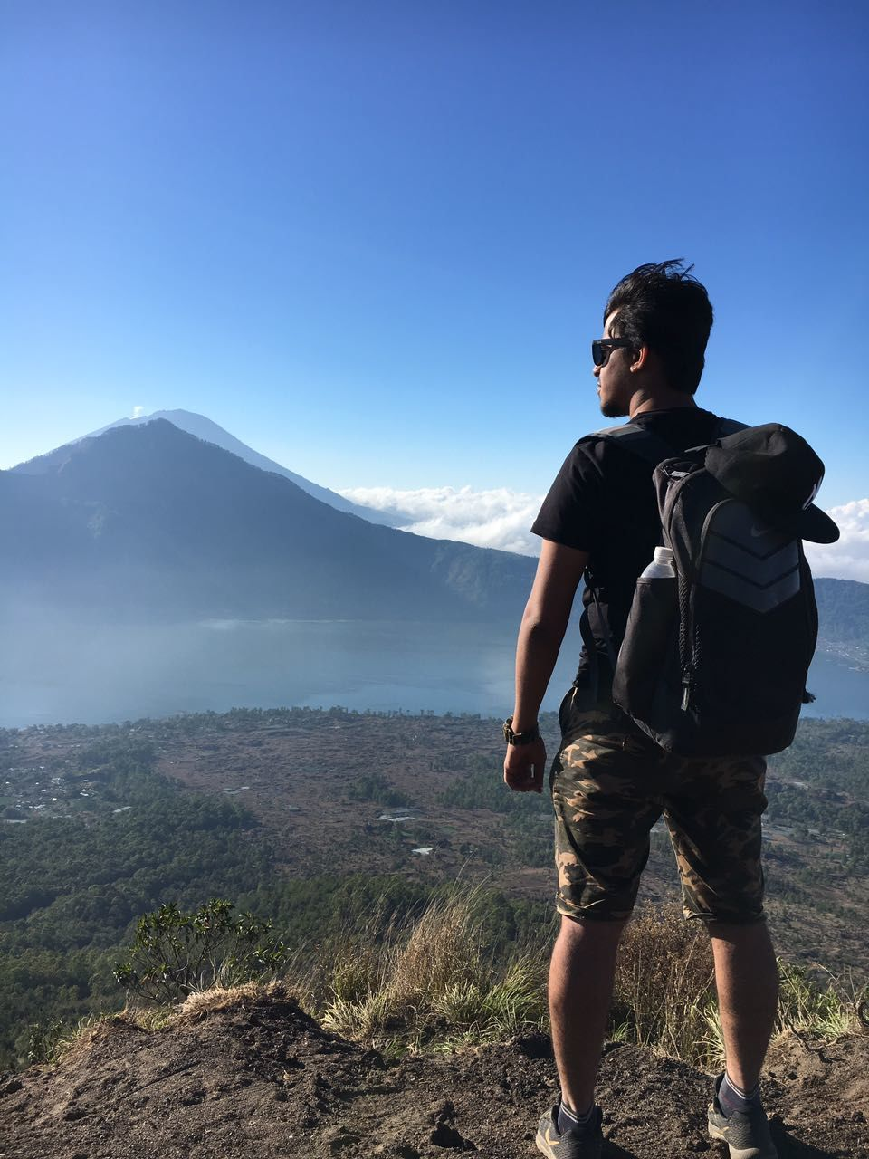 Photo of Mount Batur Volcano Sunrise Trekking By Rikin Shah