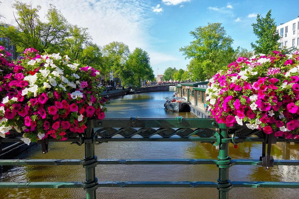 Photo of Amsterdam By MANAL