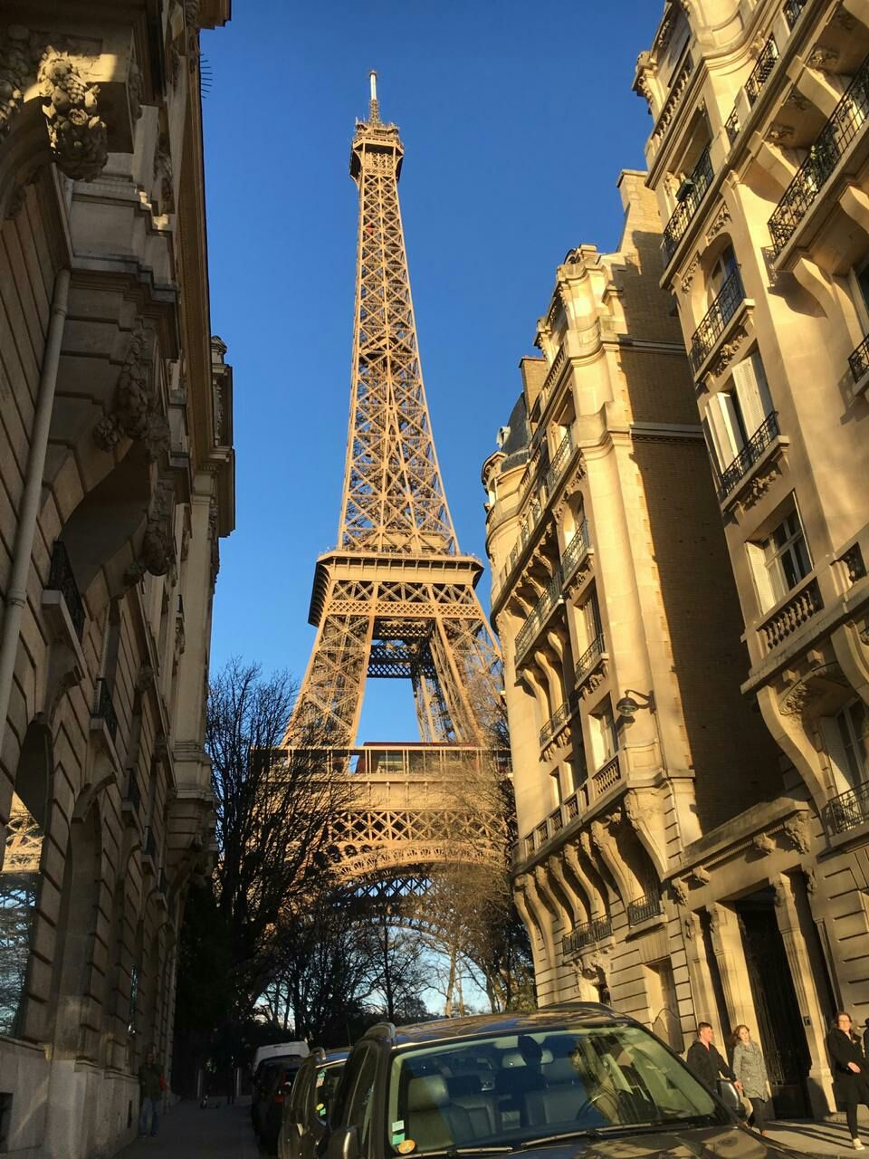 Photo of Eiffel Tower By Mohammed Ali