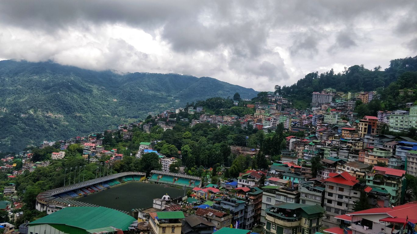 Photo of Gangtok By Niharika Pandey