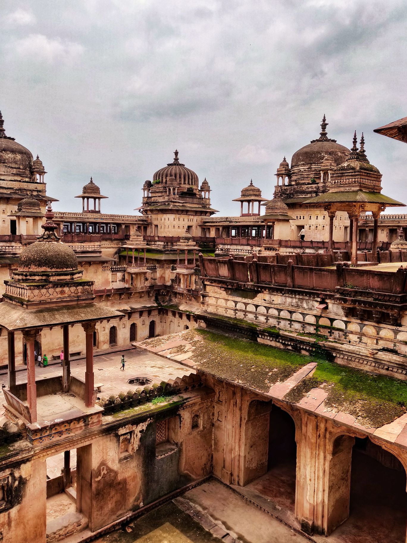 Photo of Orchha Fort By Shreya Agarwal