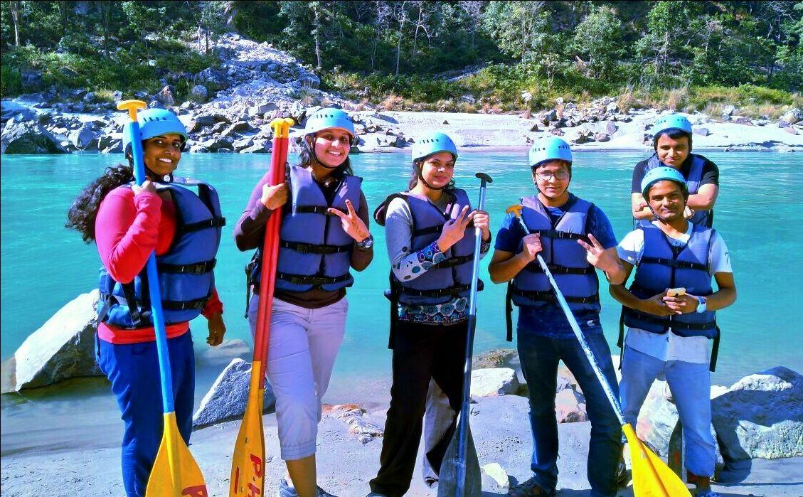 Photo of Rafting Rishikesh By Wanderlust Mozi