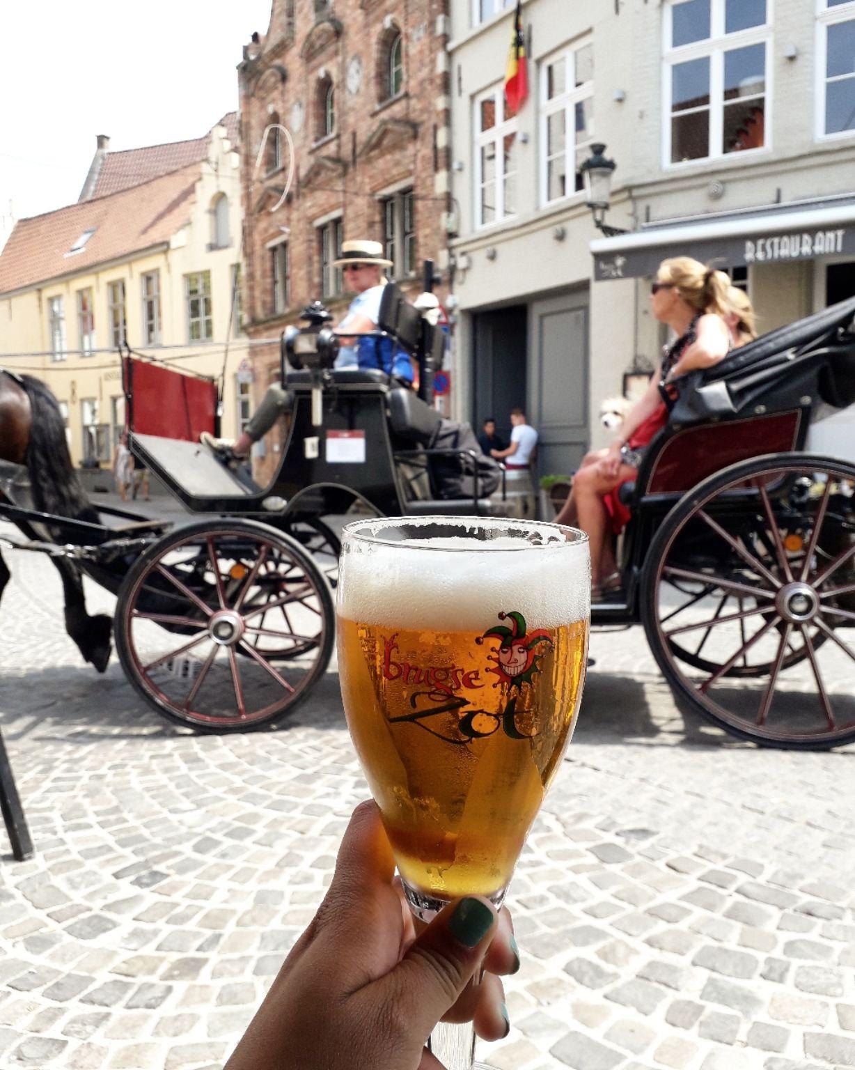 Photo of Bruges By Priya Saxena