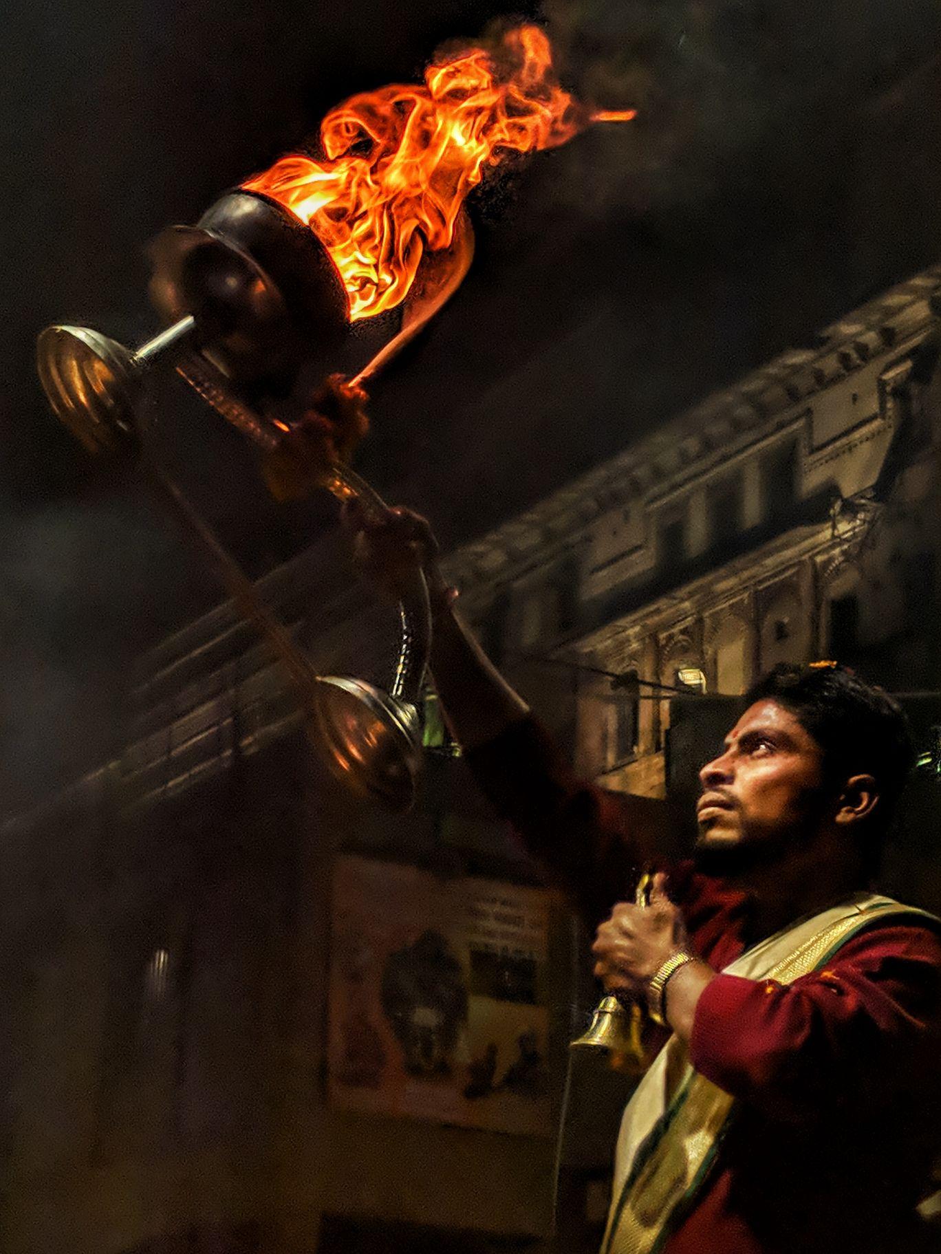 Photo of Varanasi By Ritura Biswas