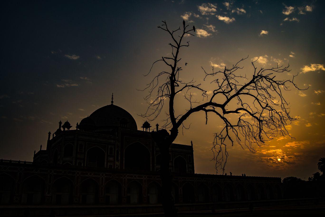 Photo of Humayun's Tomb By kamrankhan112