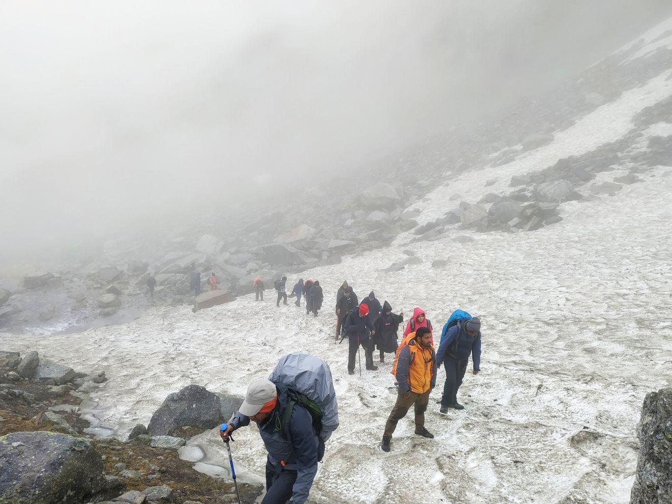 Photo of Hampta Pass Trek Camp Himalayan Mountain Sojourns By pooja
