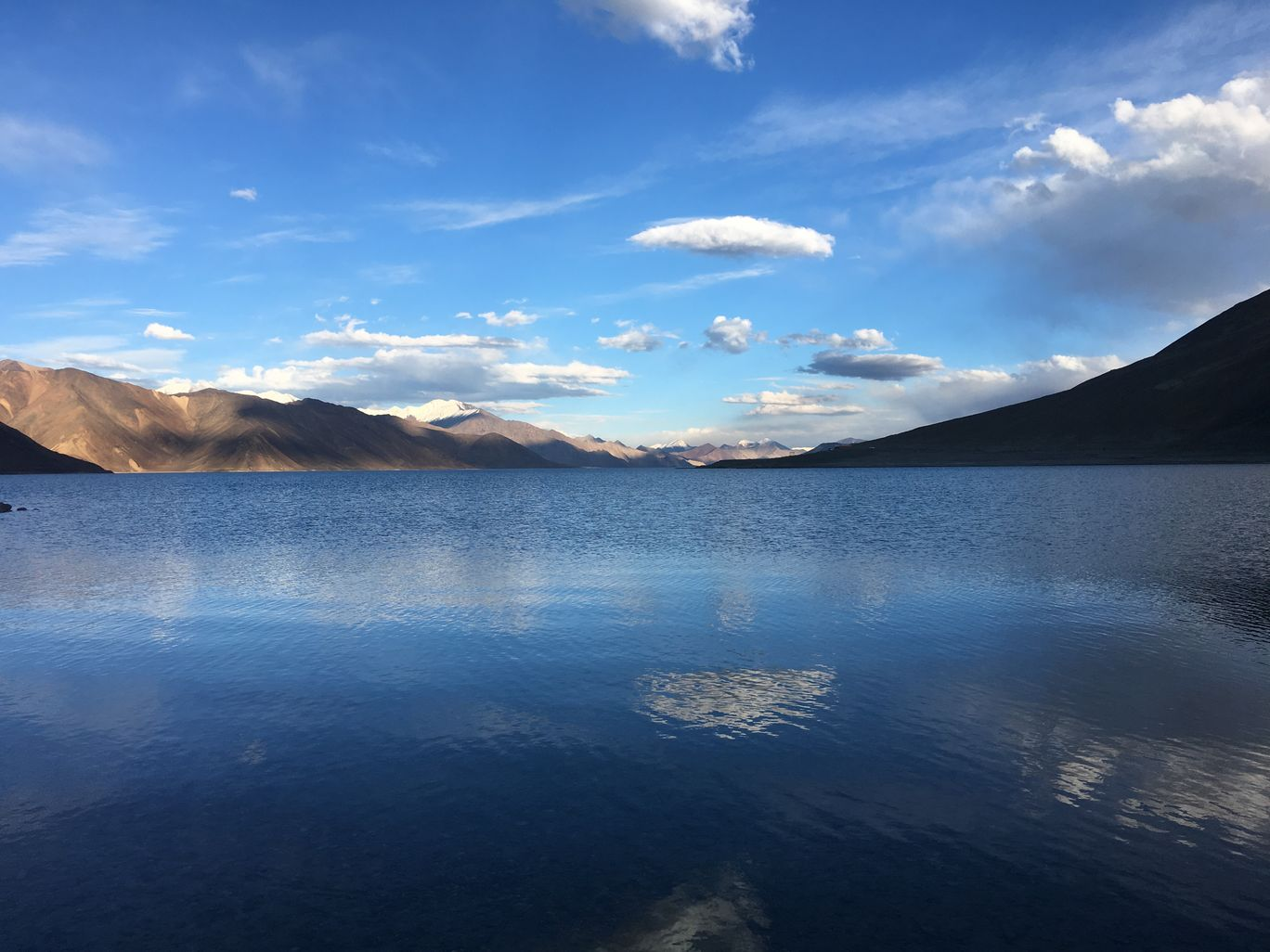 Photo of Pangong Lake By Somya Mathur
