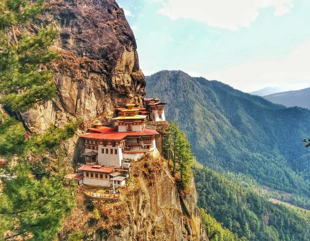 Photo of Paro Taktsang By S S (Saurabh Sabikhi)