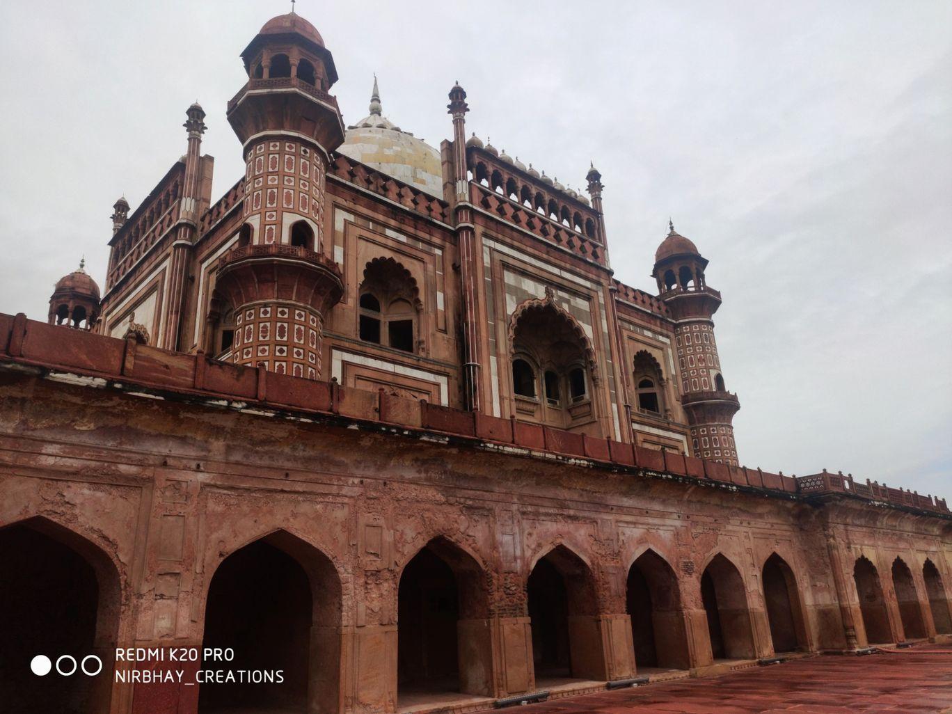 Photo of Safdarjung Tomb By Nirbhay Kumar Singh