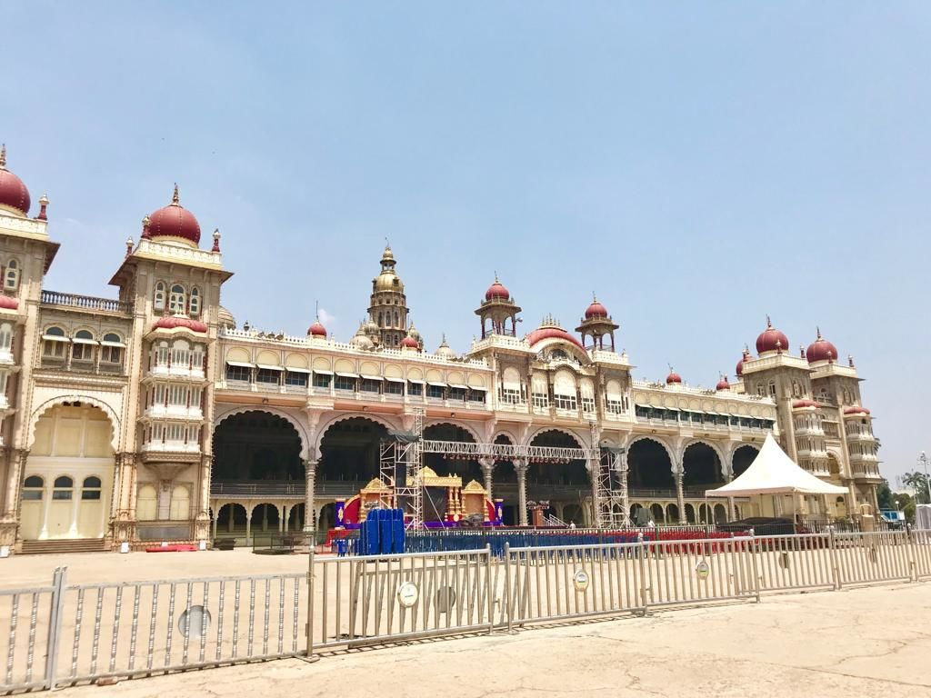 Photo of Mysore Palace By Nikita Mathur