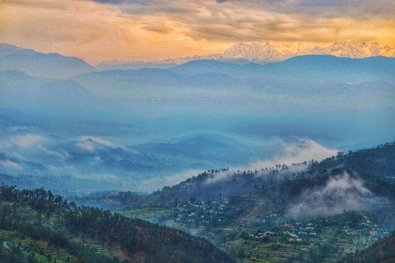 Photo of Kausani By Junaid Shaikh