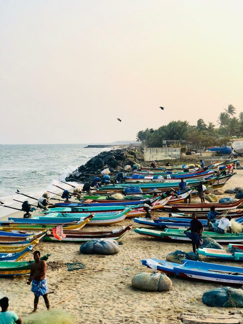 Photo of Pondicherry By Pragya Shantanu