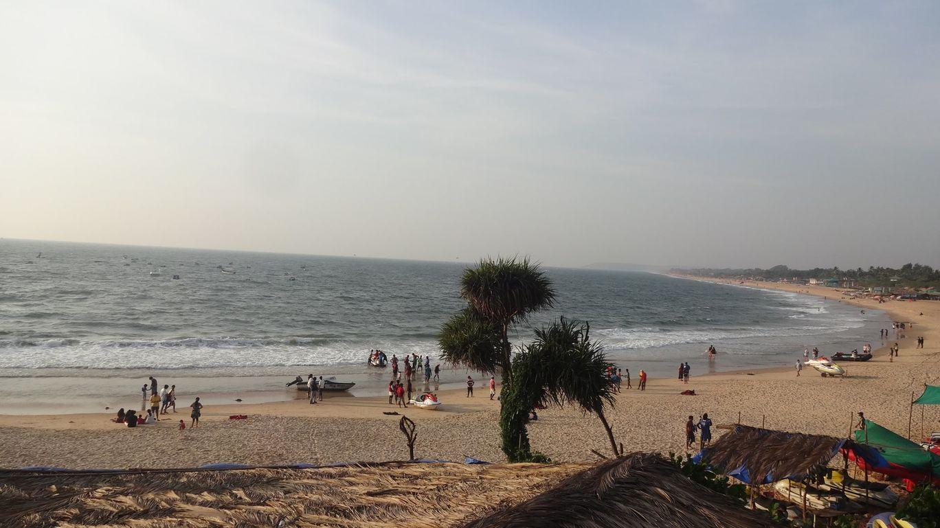 Photo of Sinquerim Beach By harish matta