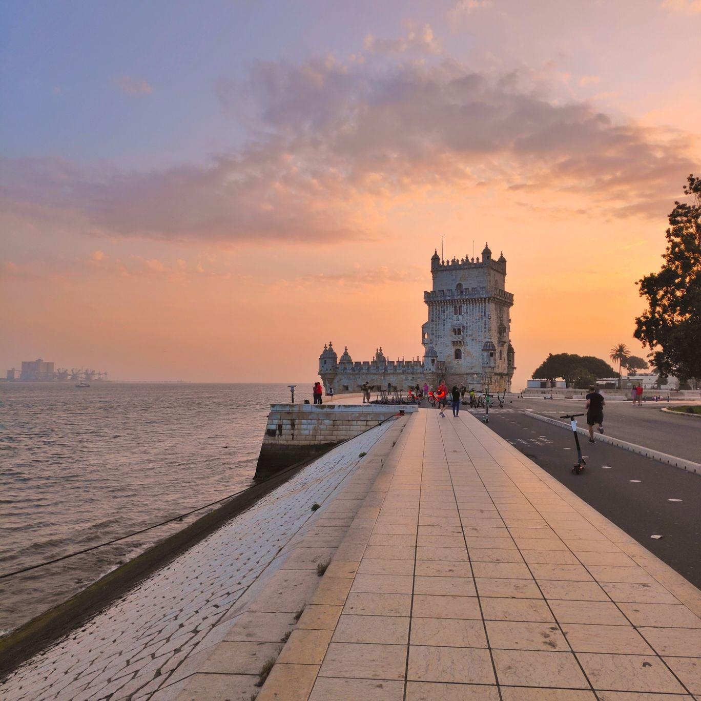Photo of Torre de Belém By Santosh Bhutkar