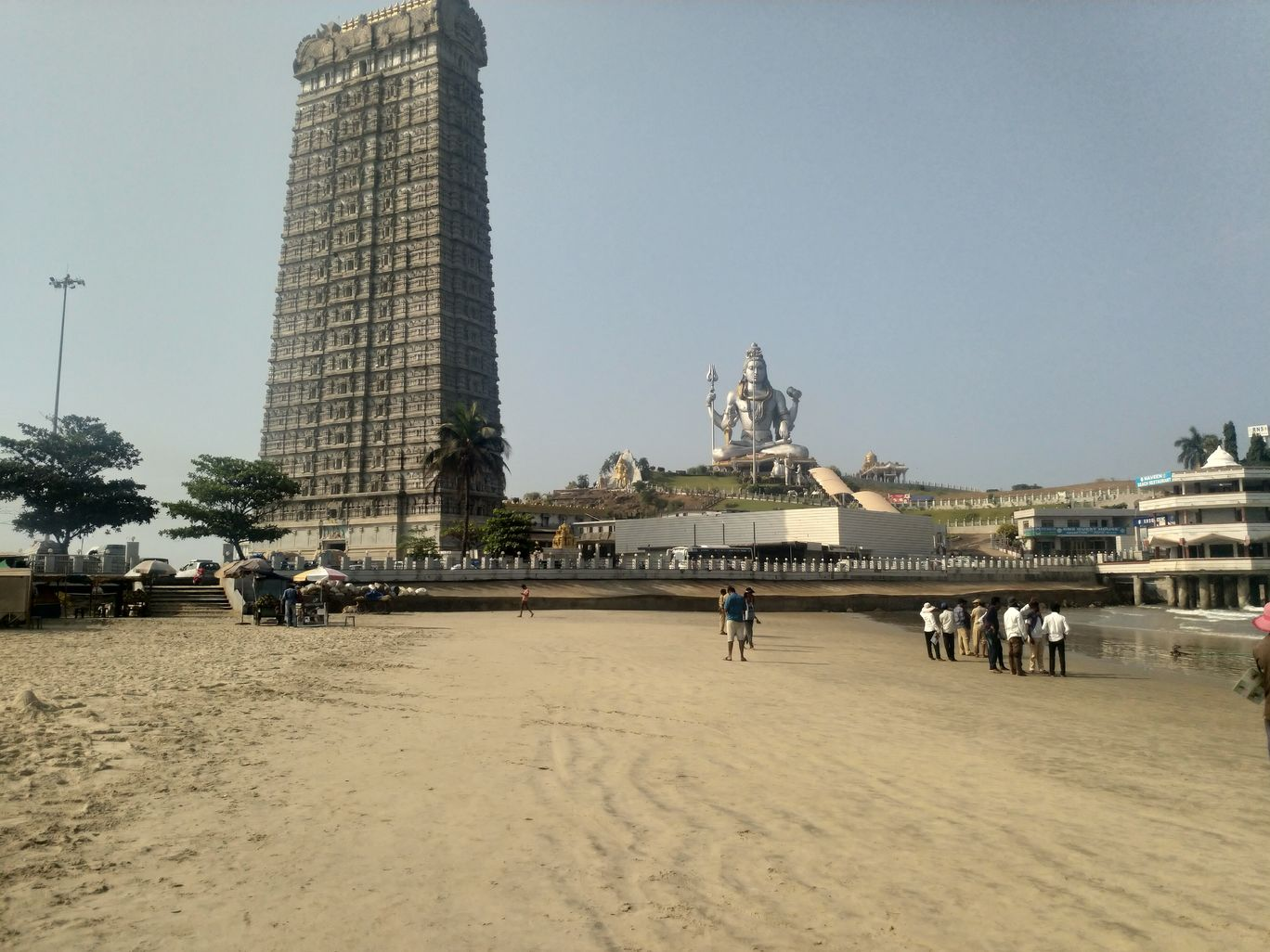 Photo of Murdeshwar By TKCLIKS