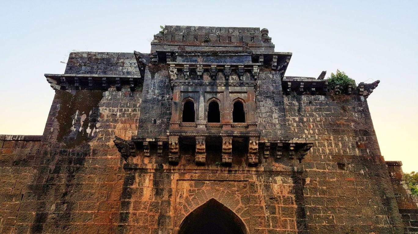 Photo of Panhala Fort By Jagan Nadar