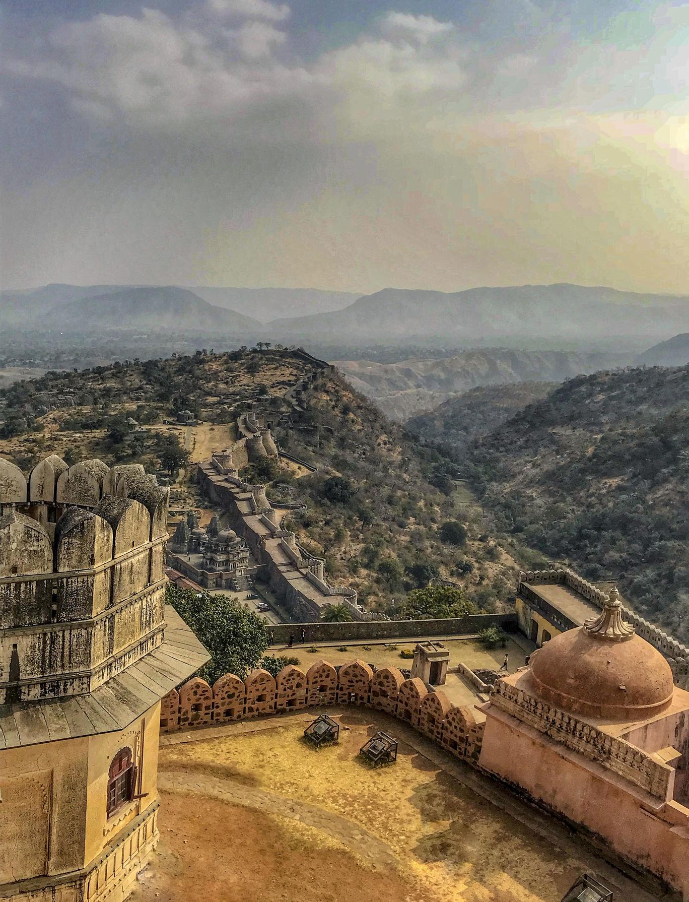 Photo of Kumbhalgarh By shivangi jain