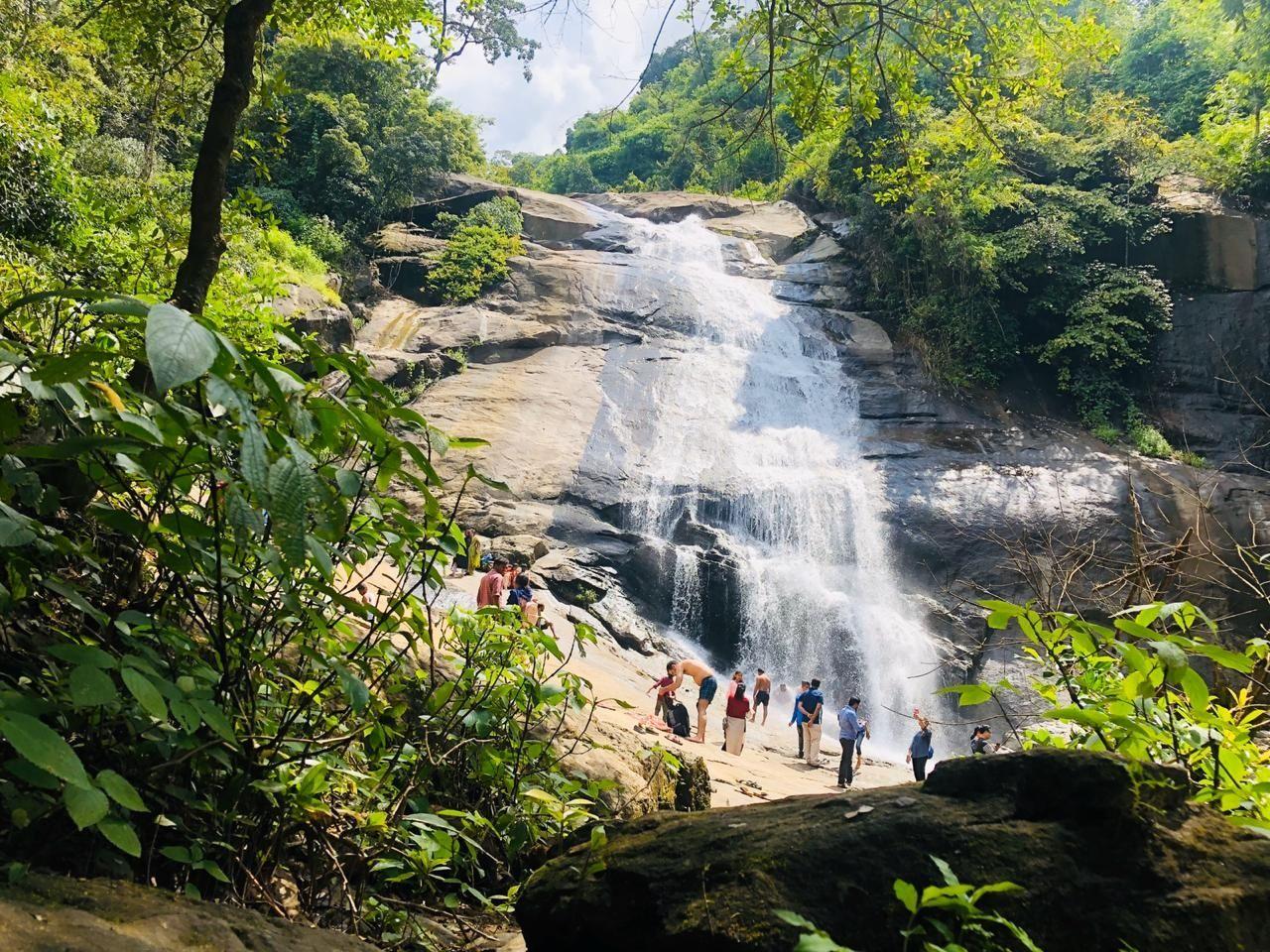 Photo of Thusharagiri Waterfalls By wandererSoul