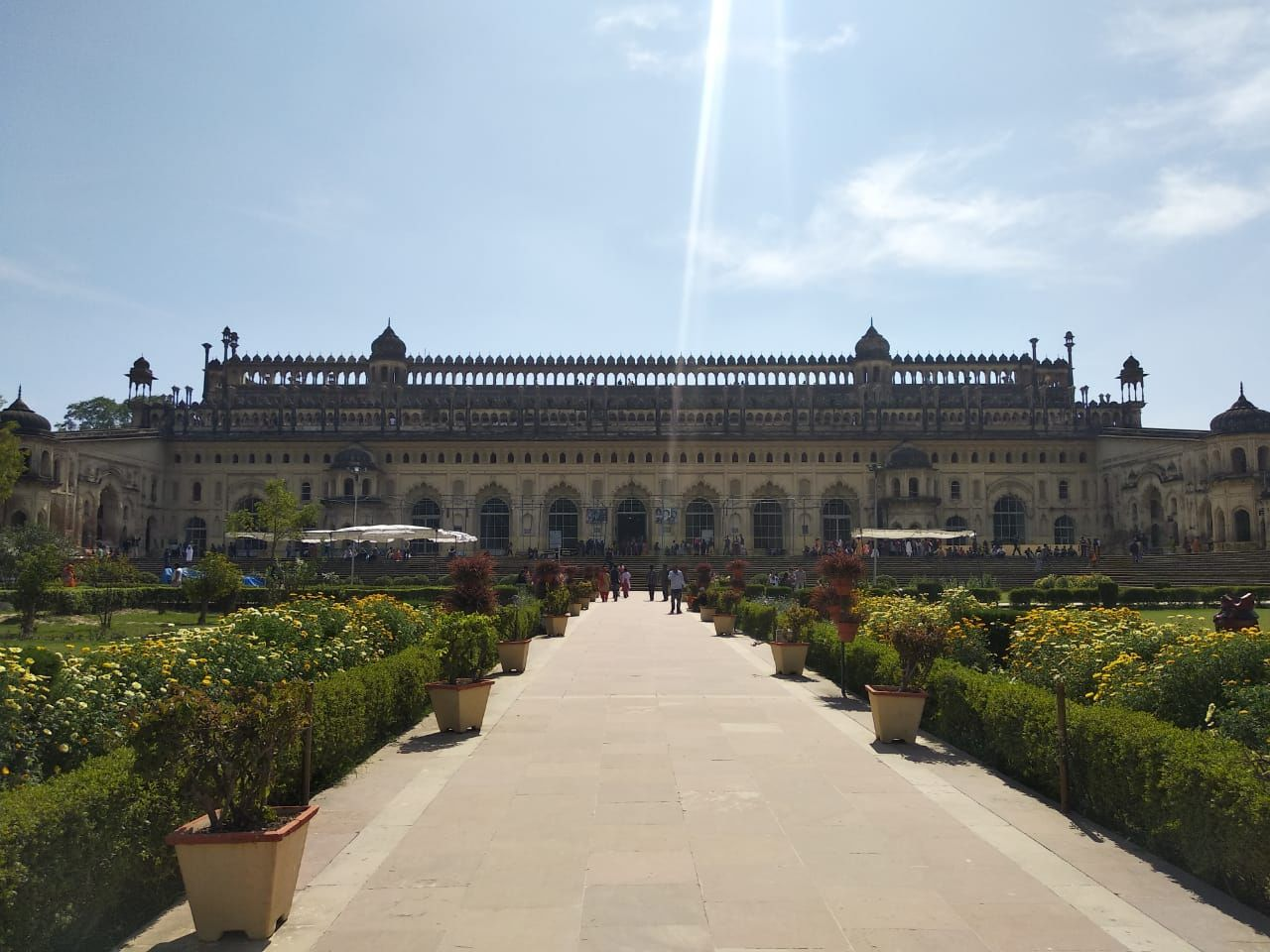 Photo of Bada Imambara (Main Building) By Deepanshi