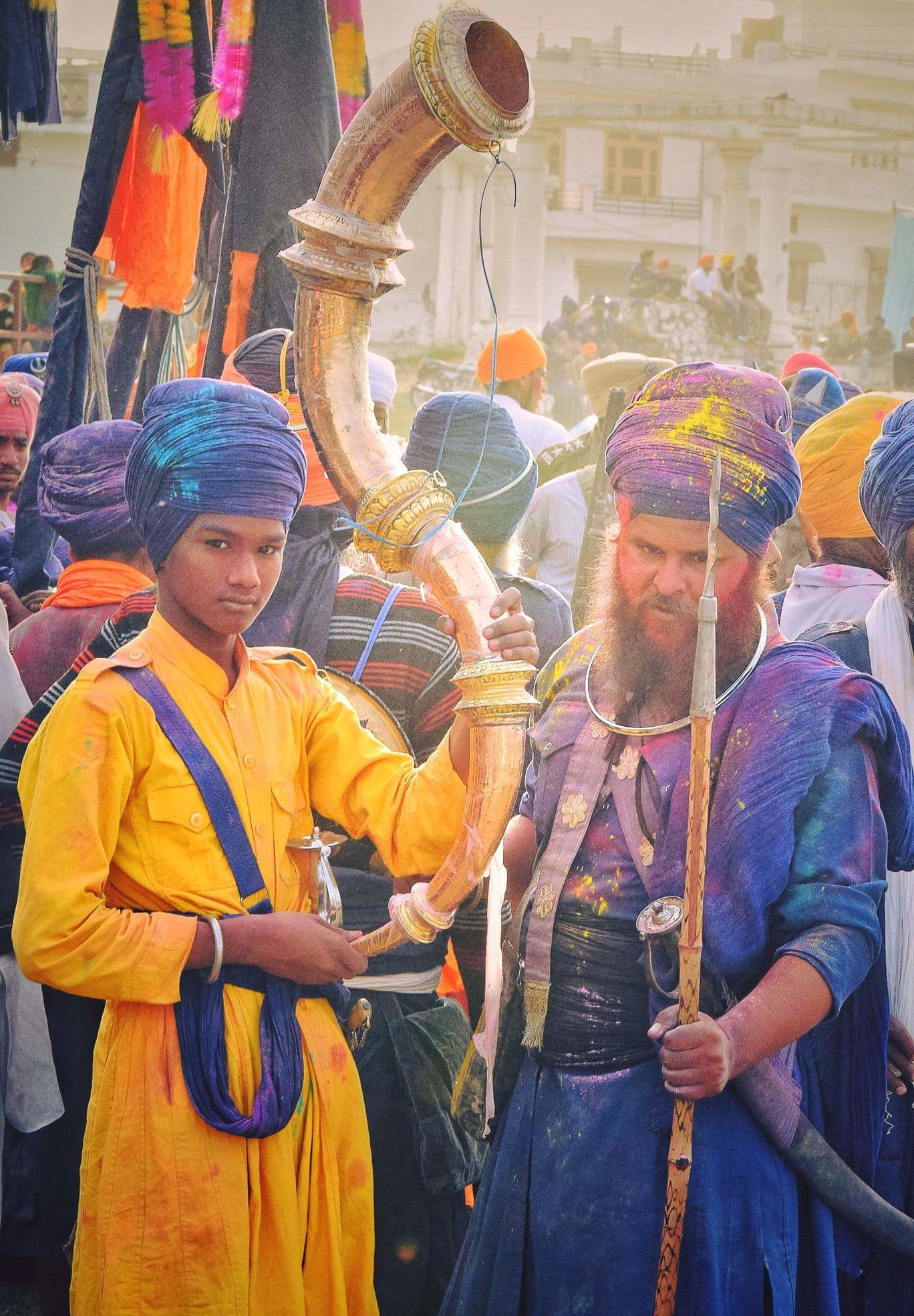 Photo of Shri Anandpur Sahib By Garjpreet Singh Rana