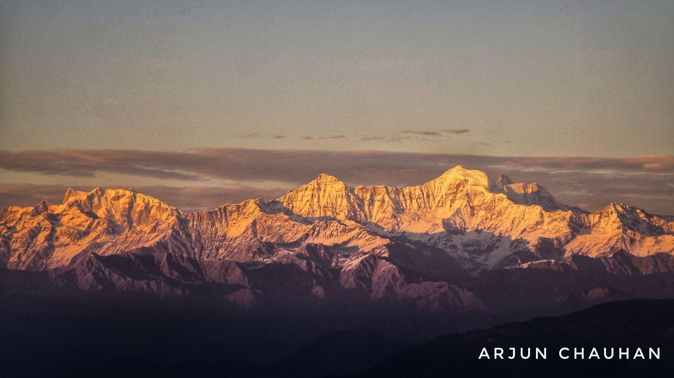Photo of Kanatal By Arjun Chauhan