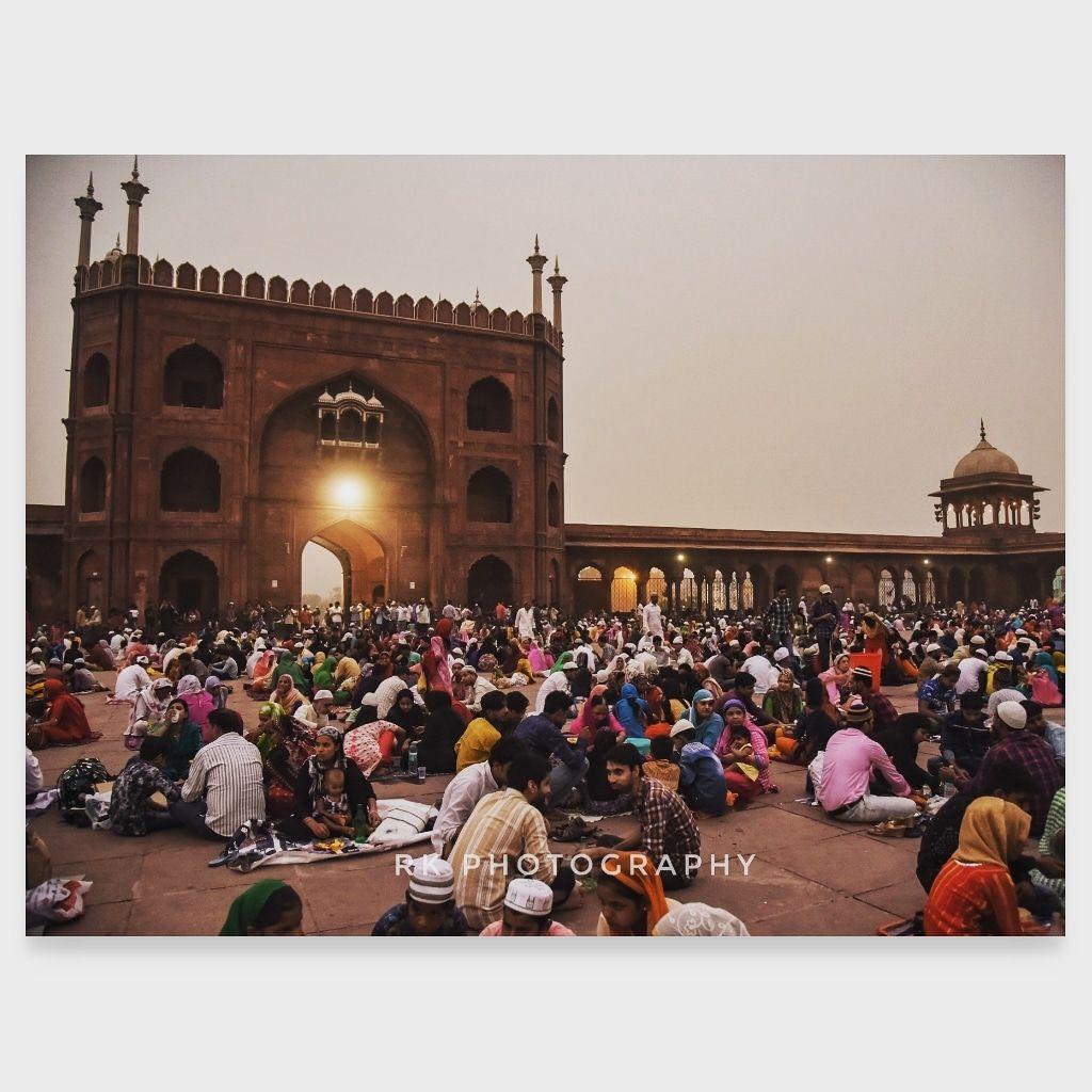 Photo of Jama Masjid By Rishab Kumar