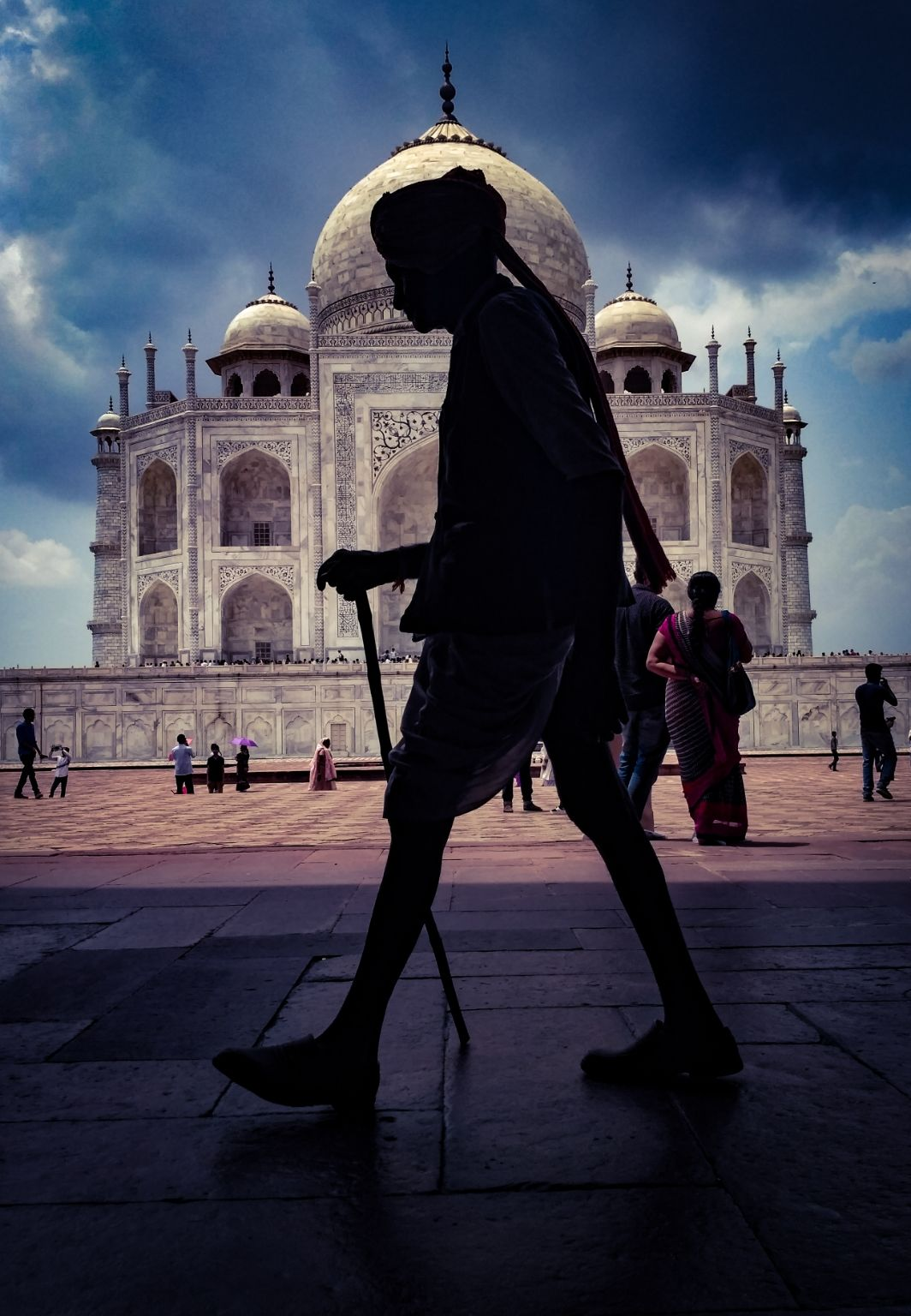 Photo of Taj Mahal By Rishab Kumar